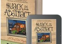 HIJACK IN ABSTRACT / Cherry Tucker Mystery #3, Releasing November 5, 2013 http://henerypress.com/books-humorous-mystery-series-book/hijack-in-abstract/ #CherryTucker #Southern #Humorous #Mystery / by Larissa Reinhart