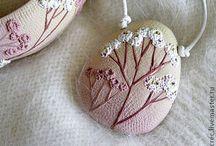 Crafts - Jewelry - Clay Jewelry / by Woaikonglong
