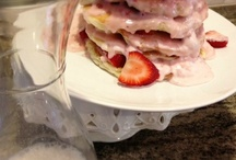 Breakfast recipes / by Angie Lee {Seven Clown Circus}