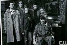 Supernatural / by Kylene McCarty