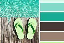 Color Schemes / by Rebecca Haefner