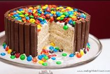 Birthday Cakes / by Angie Lee {Seven Clown Circus}