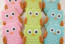 fun with sugar / Cakes, cupcakes, toppers and other nom-ness / by Karin Iten