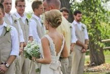 For the rest of mine / Wedding dreams and smart tips / by Sarah Mitchell