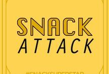 Snack Attack / Love to snack? So do we! Follow this board for all sorts of fun treats. / by Lifetime TV