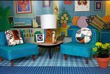 Miniature Furniture / by Laura Slapikoff