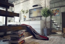 Home inspiration / Find lovely idea sto give your house a touch of light and life :D / by Ana Amezcua