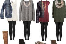 Stuff I wanna wear / by Marie Delamater