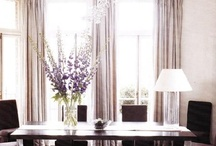 Dining Room Ideas / by Andrea Cole