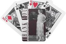 Playing Cards / by First Night Design