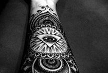 tattoo / by Joffrey Escudier