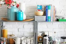 Home | kitchen  / by Brave New Vintage