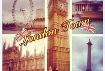 ♔ London Town  /  I've  spent a lot of summers here! / by Melissa