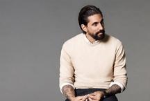 Men's fashion / by Ana Francés