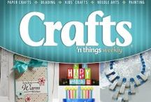 CNT Weekly Projects / by Crafts 'n things
