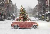 Christmas / by Jacklyn Launi