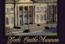 ♔ York Castle Museum / Located in the Fishergate area of the city, the York Castle Museum celebrates the life and times of Victorian and Edwardian York. With detailed exhibits, recreations of actual 19th century streets, period features inside authentically furnished rooms and Dick Turpin's prison cell. / by Melissa