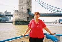 ♔ Cruise Down the Thames / A virtual river cruise of sights and scenery along the Thames / by Melissa