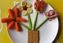 Kids Food / by Jacklyn Launi