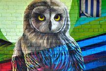 Street Art / by Eyden Iturbe Villanueva