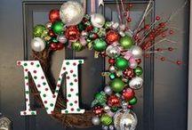 Wreaths  / by Miranda Daignault