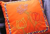 Craft Ideas Projects - Embroidery / by Craft Ideas