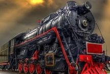 Trains / Streetcars / by Bruce Singbeil
