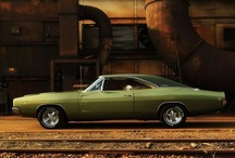 Charger / by Bruce Singbeil