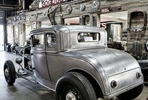 Garages / Dealerships / Collections / by Bruce Singbeil