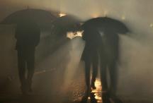 Sous la Pluie / by Amanda Tipton