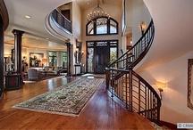 Foyers / Hallways / Stairs / by Bruce Singbeil