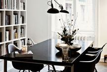 Scandinavian Office / by Kate Strickland