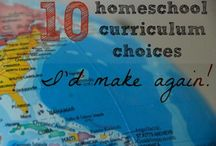 Homeschool   Ideas / by Becky C
