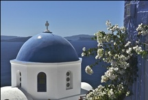 """""""Enclose in your soul Greece and you shall feel every kind of grandeur"""" / Greece travel pics / by Susan Hill"""