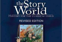Homeschool   History / by Becky C