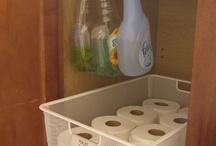 Storage Ideas! / by Dena George