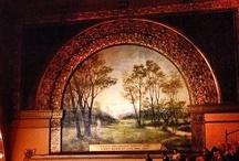 Architecture / Photos taken at Chicago's National Historic Landmark, the Auditorium Theatre of Roosevelt University.  / by Auditorium Theatre of Roosevelt University