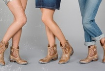 It's all about boots / Boots on boots on boots. We ❤ boots. Cowboy boots, Cowgirl boots, Riding Boots, Booties, Ariat boots, Justin boots, Corral boots, Lucchese boots, Frye boots, Old Gringo boots, Durange boots. Tony Lama boots, Dan Post boots.  Find the newest cowboy boots and see the latest looks they inspire. / by Country Outfitter