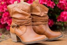 Booties  / Booties for all seasons. We love booties, ankle boots and short boots with shorts, skinnies, tights... anything, really. / by Country Outfitter