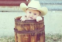 Small Country  / Little Cowboys and Little Cowgirls  / by Country Outfitter