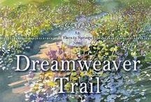 Dreamweaver Trail / DREAMWEAVER TRAIL, Book 8 in my Eternity Springs series. Book Eight in the Eternity Springs series. After another lonely Valentine's Day, Gabi Romano trades mountain snowfall for sunshine and sand at a luxurious Caribbean getaway... / by Emily March