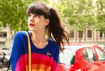 Street Style / by Mademoiselle Bagatelles