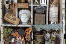 Collect~Collage~Assemble / by Windy Spiridigliozzi