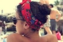 Brunette hair ideas :) / by Jeanette Ortiz