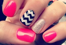 Nails Nails Nails / by Jeanette Ortiz