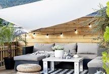 backyard ideas / by Polly Miller Johnson