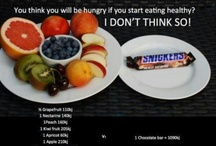 Healthier Choices / by Amanda Hayes