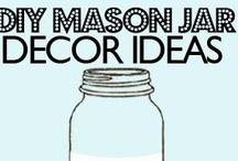 Jar Projects / by Amanda Hayes