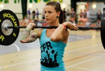 The Sport of Fitness / health, wellness, & crossfit. / by Taylor Gage