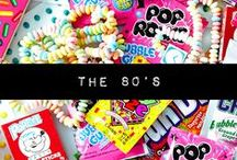 The 80s / Take a trip down memory lane with some totally rad '80s party ideas. / by Bite me More